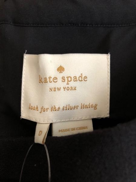 Kate spade(ケイトスペード) ワンピース サイズ0 XS レディース 黒 3