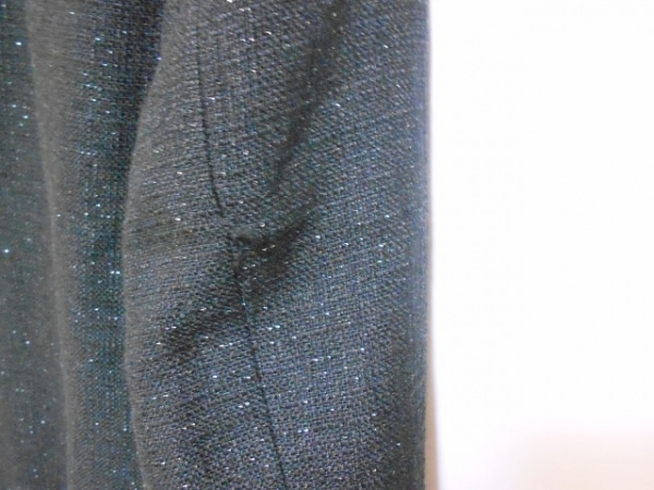 23区(ニジュウサンク) スカートスーツ サイズ38 M レディース 黒 5