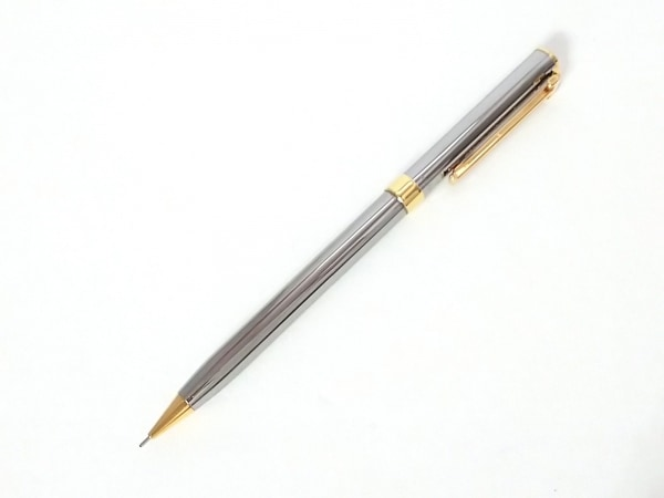 TIFFANY&Co.(ティファニー) ペン シルバー×ゴールド 金属素材 4