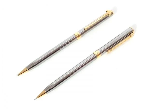 TIFFANY&Co.(ティファニー) ペン シルバー×ゴールド 金属素材 6