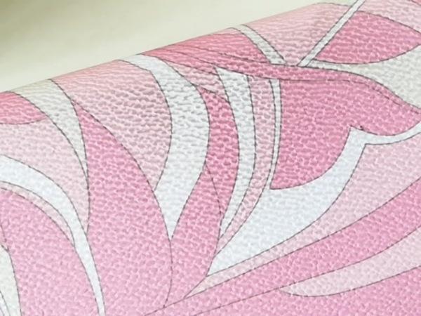 Rady(レディ) 財布 ピンク×マルチ チェーンウォレット 合皮 8