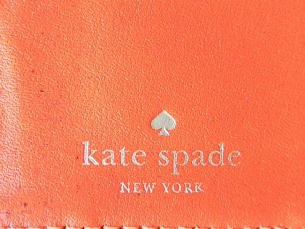 Kate spade(ケイトスペード) パスケース PWRU3119 ベージュ レザー 4