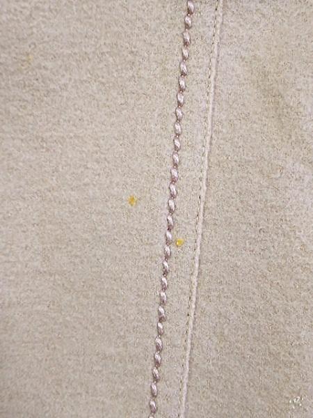 クレージュ スカートスーツ レディース美品  ベージュ 巻きスカート 6