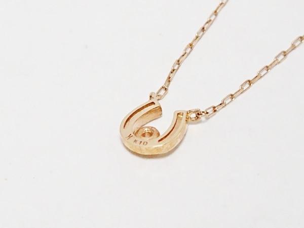 VENDOME(ヴァンドーム青山) ネックレス美品  K10×ダイヤモンド 3