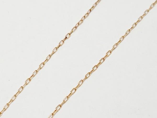 VENDOME(ヴァンドーム青山) ネックレス美品  K10×ダイヤモンド 5