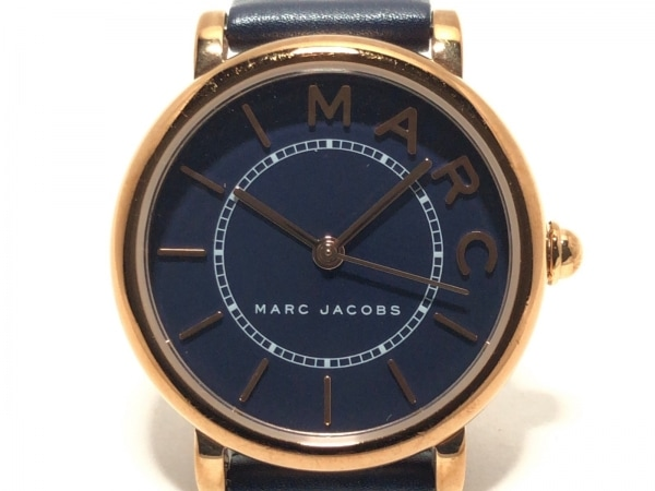 マークジェイコブス 腕時計 - MJ1539 レディース ダークネイビー 1