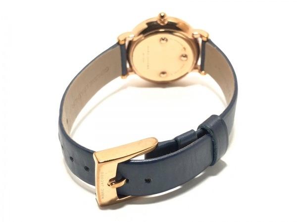 マークジェイコブス 腕時計 - MJ1539 レディース ダークネイビー 3