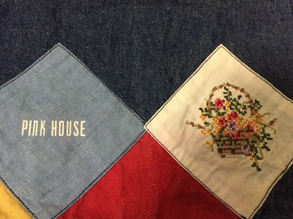 ピンクハウス ロングスカート サイズM レディース デニム 5