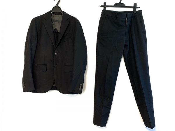 EDIFICE(エディフィス) シングルスーツ サイズ44 L メンズ 黒 1