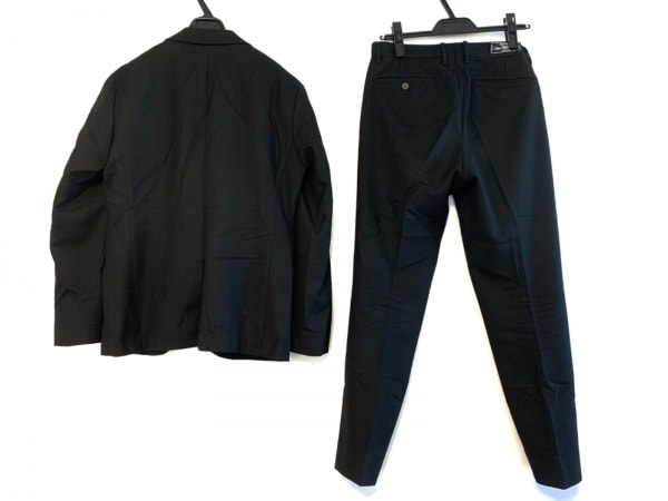 EDIFICE(エディフィス) シングルスーツ サイズ44 L メンズ 黒 2