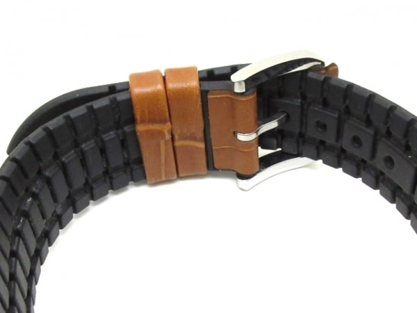 INTERNATIONAL WATCH CO 腕時計 メカニカルフリーガー IW370603 黒 4