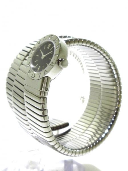 ブルガリ 腕時計 ブルガリブルガリ トゥボガススネーク BB191TS SS 2
