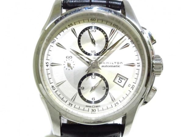 ハミルトン 腕時計 ジャズマスター クロノグラフ H326160 メンズ 1