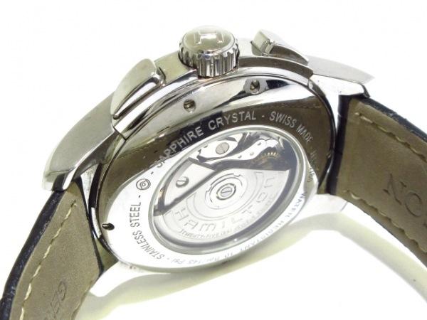 ハミルトン 腕時計 ジャズマスター クロノグラフ H326160 メンズ 3