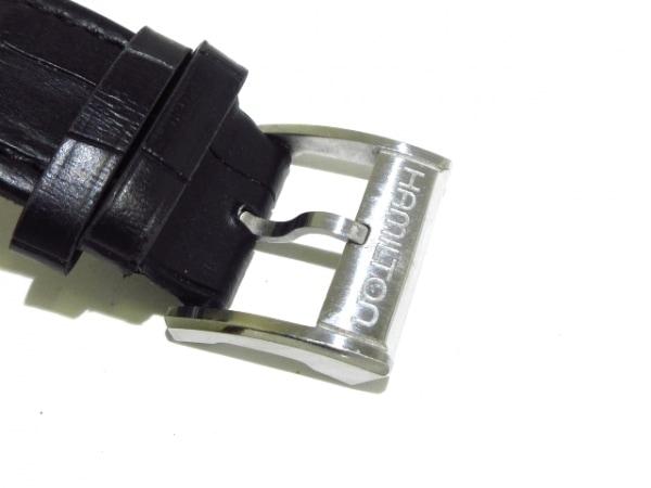 ハミルトン 腕時計 ジャズマスター クロノグラフ H326160 メンズ 5