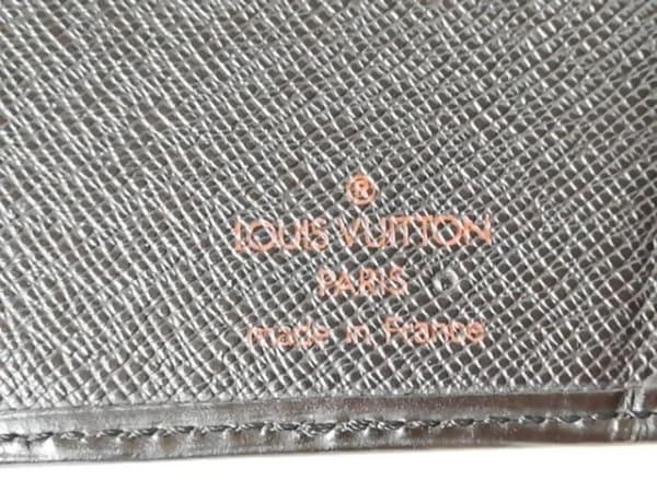ルイヴィトン 札入れ エピ ポルトカルトクレディ円 M63212 ノワール 5