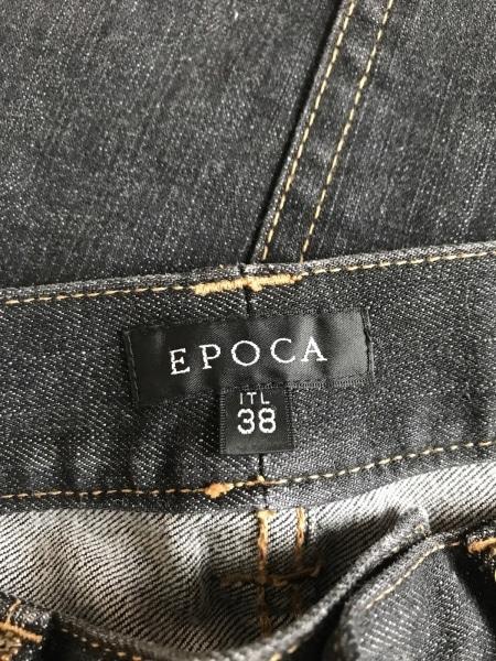 エポカ ハーフパンツ サイズ38 M レディース美品  ダークネイビー 3