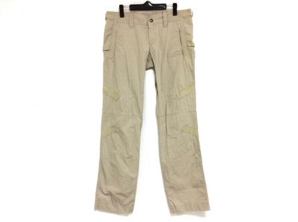 ドルチェアンドガッバーナ パンツ サイズ50 M メンズ美品  ベージュ 1