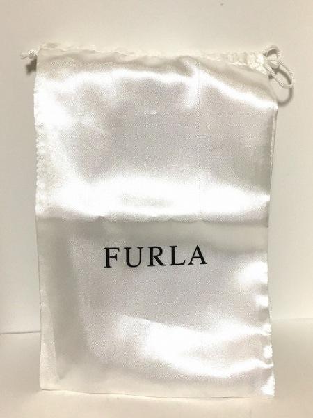 FURLA(フルラ) 長財布 - ブラウン ラウンドファスナー レザー 6