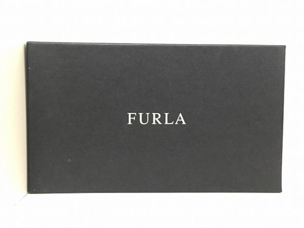 FURLA(フルラ) 長財布 - ブラウン ラウンドファスナー レザー 7