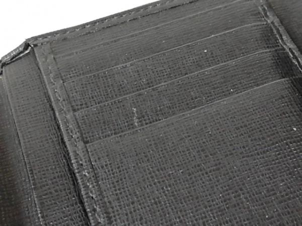 FURLA(フルラ) 3つ折り財布 黒 レザー 6