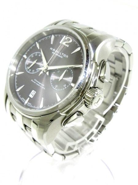 ハミルトン 腕時計 ジャズマスターオートクロノ H326060/H32606185 2
