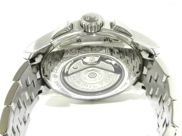 ハミルトン 腕時計 ジャズマスターオートクロノ H326060/H32606185 3