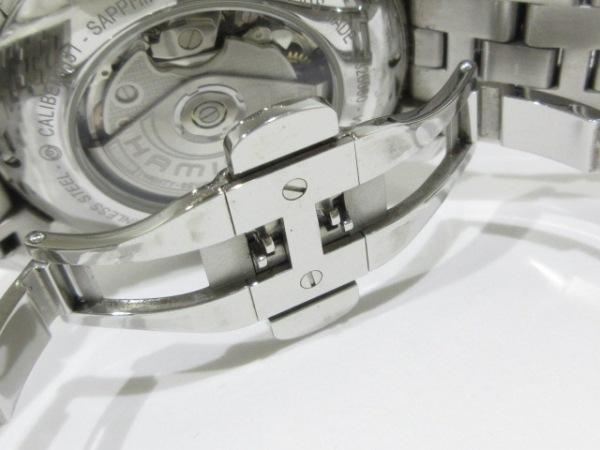 ハミルトン 腕時計 ジャズマスターオートクロノ H326060/H32606185 6