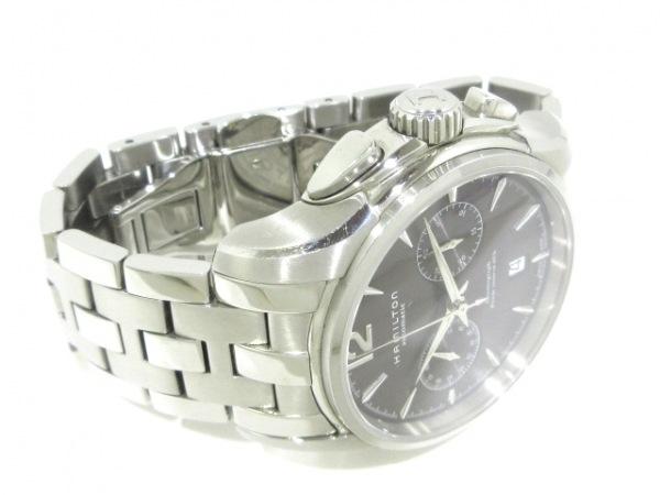 ハミルトン 腕時計 ジャズマスターオートクロノ H326060/H32606185 7
