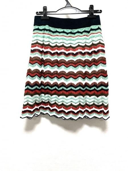 MISSONI(ミッソーニ) スカート サイズ44 L レディース美品 2