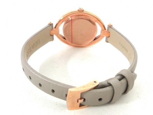 SWAROVSKI(スワロフスキー) 腕時計美品  レディース シルバー 3