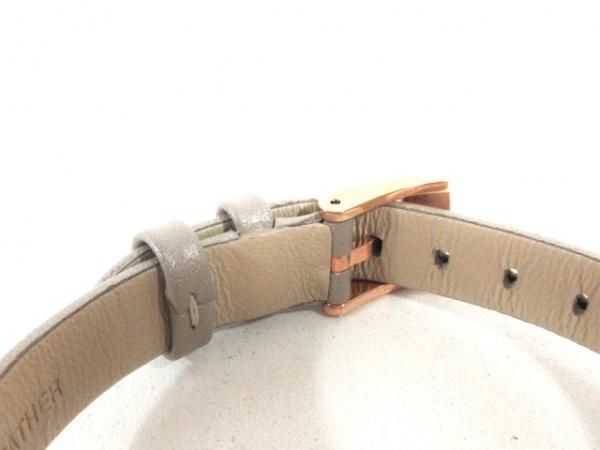 SWAROVSKI(スワロフスキー) 腕時計美品  レディース シルバー 5