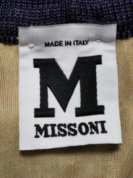 ミッソーニ スカート サイズ40 M レディース美品  - ひざ丈/ニット 3