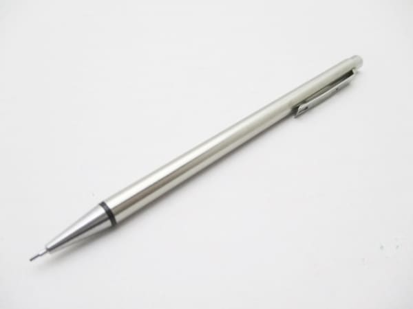 PILOT(パイロット) シャープペンシル - シルバー 芯あり 金属素材 1