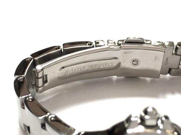 ワイアード 腕時計 V111-0AH0 レディース シェル文字盤 グレーシェル 5