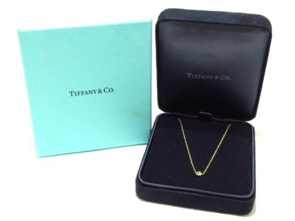 TIFFANY&Co.(ティファニー) ネックレス新品同様  バイザヤード 8