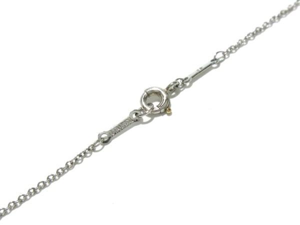 ティファニー ネックレス新品同様  - Pt950×ダイヤモンド 4