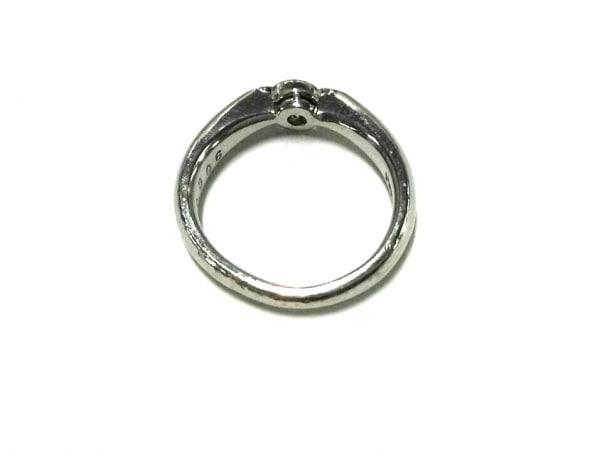 ノーブランド リング Pt900×ダイヤモンド 総重量:5.1g/0306刻印 4