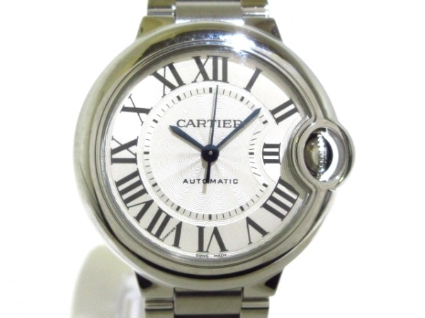 カルティエ 腕時計美品  バロンブルーMM W6920071 ボーイズ SS 1