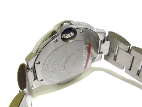 カルティエ 腕時計美品  バロンブルーMM W6920071 ボーイズ SS 3