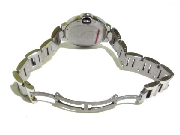 カルティエ 腕時計美品  バロンブルーMM W6920071 ボーイズ SS 5