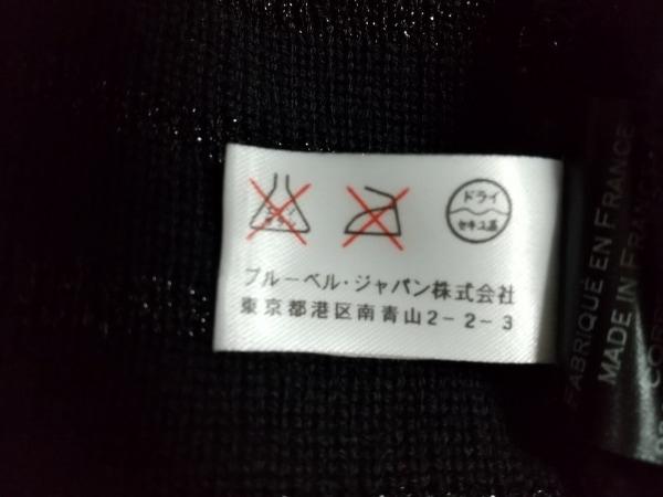 バルマン 長袖セーター サイズM メンズ - 黒 ハイネック/ボーダー 5