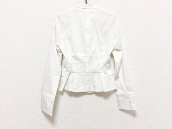 ヒューゴボス ジャケット サイズ32 S レディース - 白 長袖/春 2