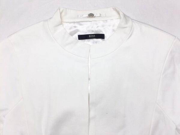 ヒューゴボス ジャケット サイズ32 S レディース - 白 長袖/春 6
