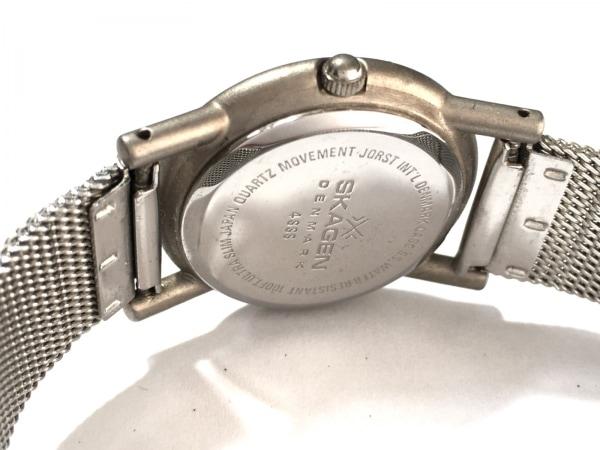 SKAGEN(スカーゲン) 腕時計 - 4SSS レディース シルバー 4