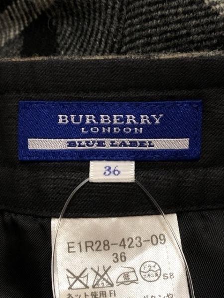 バーバリーブルーレーベル ショートパンツ サイズ36 S レディース 3
