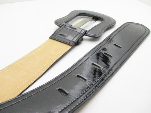 FENDI(フェンディ) ベルト 80/32 8C0306 黒 ジャンボバックル 5