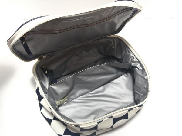 Kate spade(ケイトスペード) バニティバッグ - PWRU3729 黒×白 5