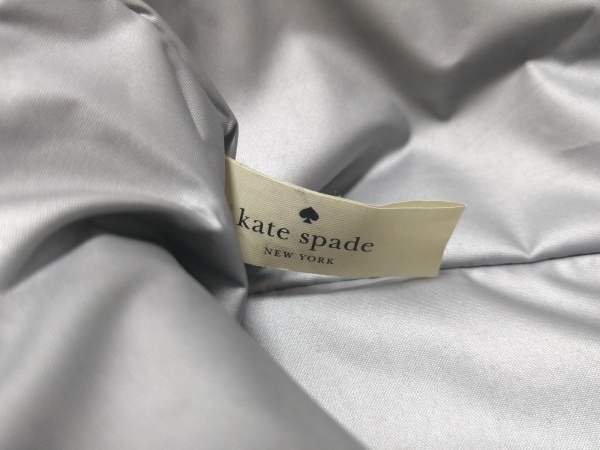 Kate spade(ケイトスペード) バニティバッグ - PWRU3729 黒×白 6