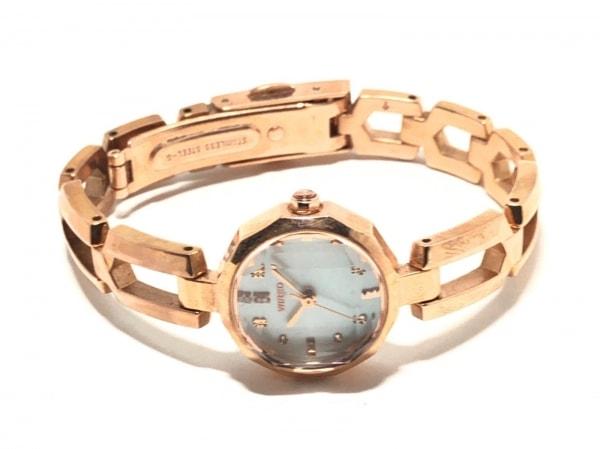 WIRED(ワイアード) 腕時計 - 1N01-0LM0 レディース シェル文字盤 2